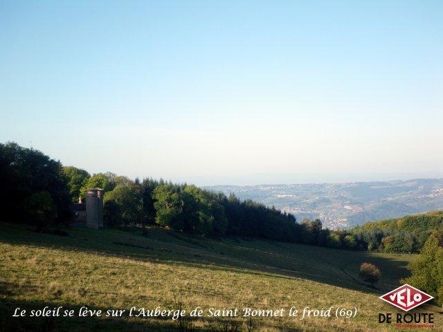 Auberge de Saint Bonnet le Froid (69)