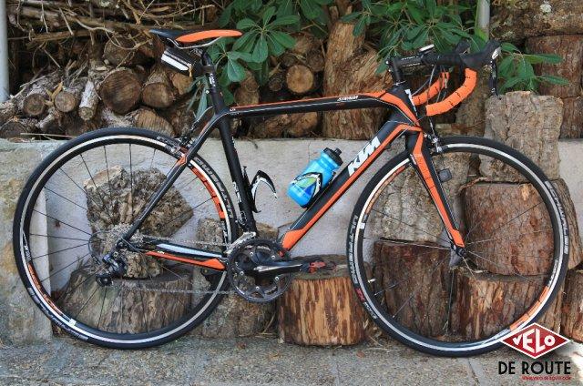 Mon KTM Strada 4000